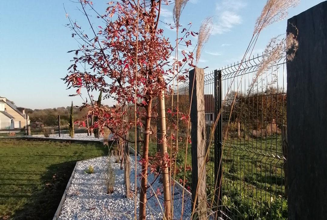 creation amenagement jardin bayeux